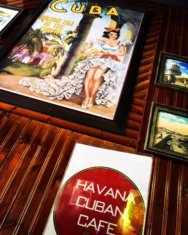 Havana Cuban Cafe and Pizzeria