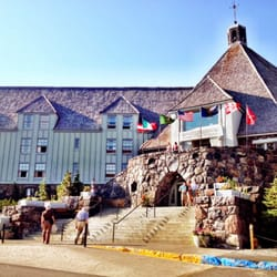Photo of Timberline Lodge - Timberline Lodge, OR, United States