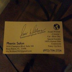 Phenix salon suites hair salons 5050 champion blvd ste d4 d5 photo of phenix salon suites boca raton fl united states reheart Choice Image