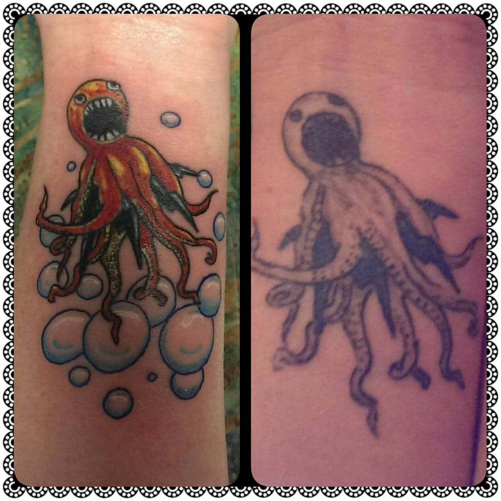 Dirty Heads tattoo - improvement done by Tommy. - Yelp