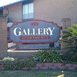 Photo Of Gallery Apartments   Lafayette, LA, United States. Front Of The  Building