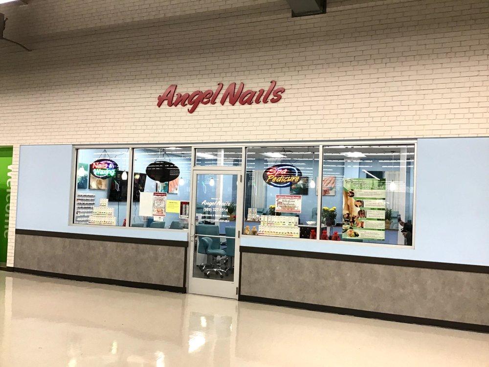 Angel Nails Saginaw: 8400 Gratiot Rd, Saginaw, MI