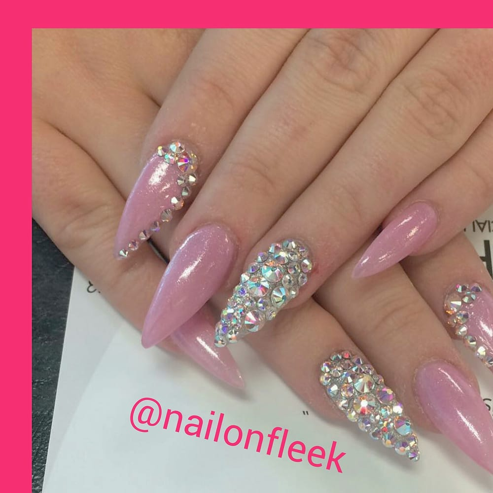 Photos For Nails On Fleek Yelp
