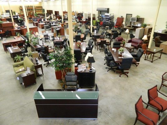 Photo For Columbia Office Furniture