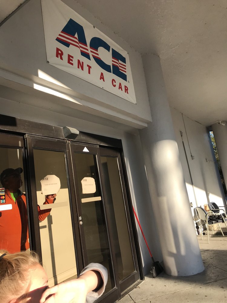 Ace Rent A Car Orlando