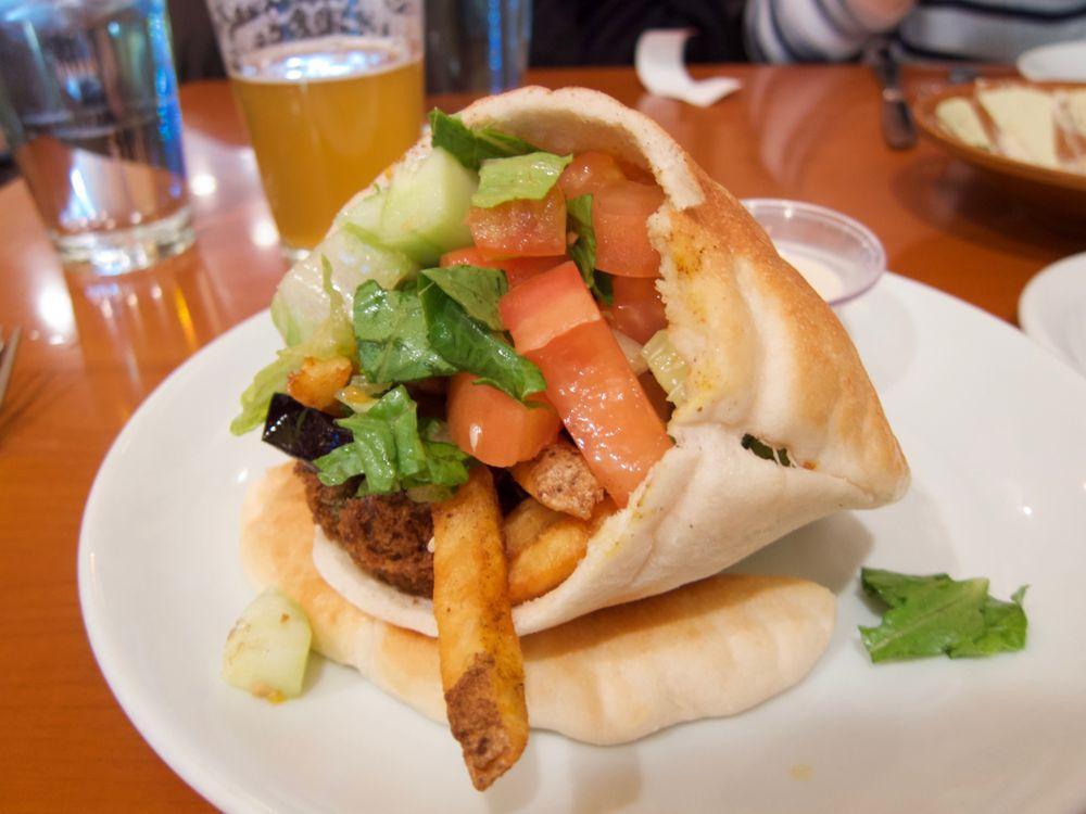 Classic Shawerma Sandwich