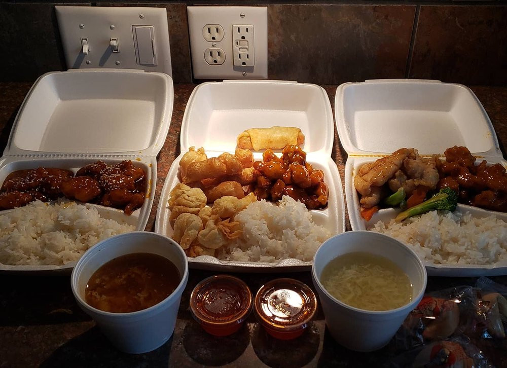 New China Buffet: 1801 N Main St, Mitchell, SD
