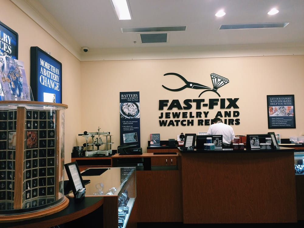 Fast fix jewelry and watch repairs 11 for Fast fix jewelry repair