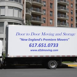 Photo Of Door To Door Moving And Storage   Wellesley Hills, MA, United  States. Moving Companies Boston