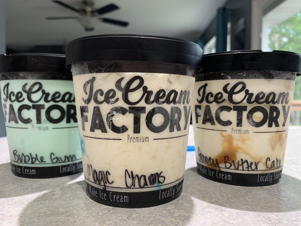 Ice Cream Factory: 701 Madison St, Jefferson City, MO