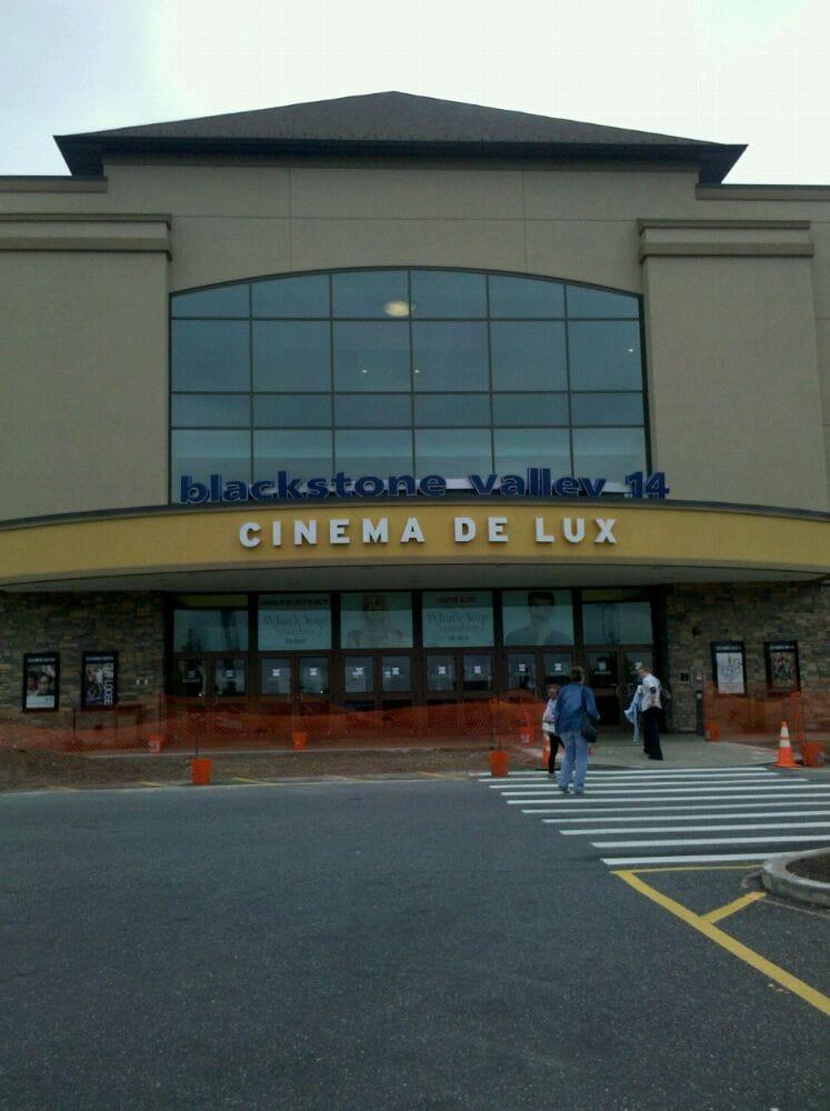 Blackstone Valley Cinema 37