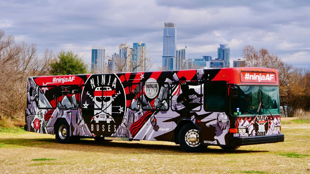 Ninja Buses - Austin Party Bus Rentals