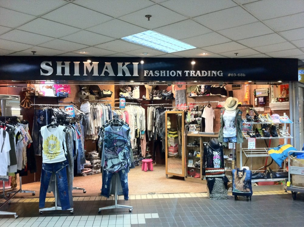 Shimaki Fashion Trading