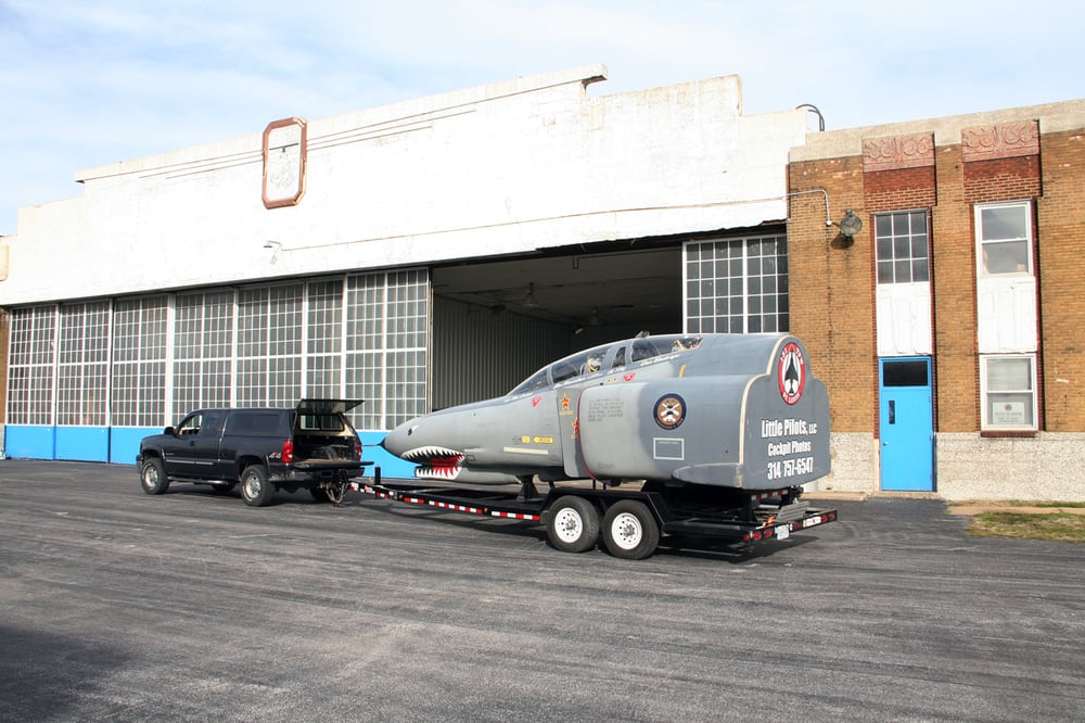 Greater St Louis Air & Space Museum: 2300 Vector Dr, Cahokia, IL