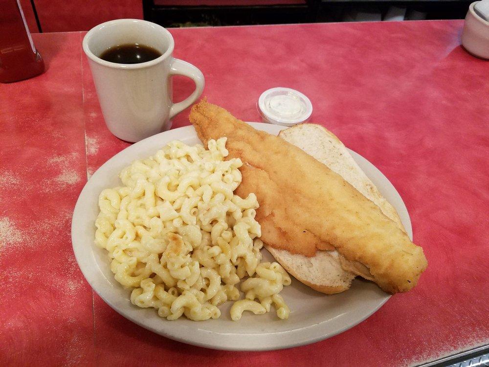 Auburn Diner: 64 Columbus St, Auburn, NY
