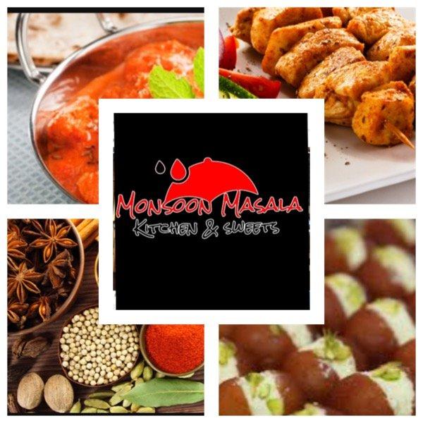 Monsoon Masala kitchen & sweets: 3979 Buford Hwy NE, Atlanta, GA