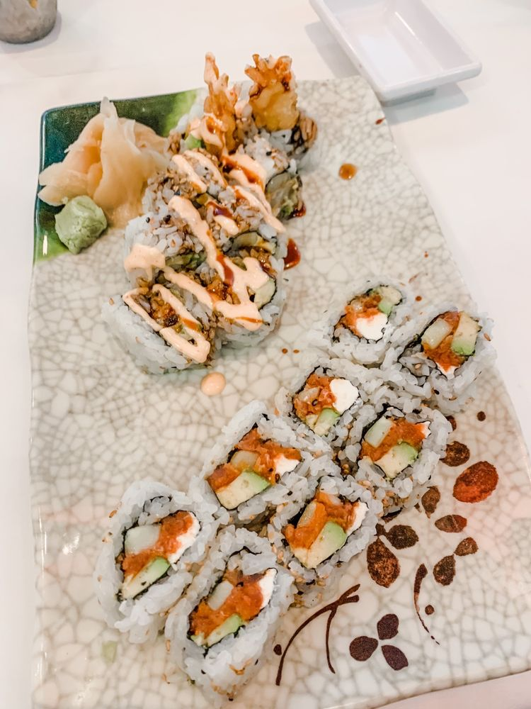 Oudom Thai & Sushi: 100 S Eola Dr, Orlando, FL