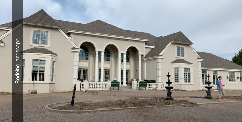 Claremont Inn & Winery: 800 Claremont St, Stratton, CO