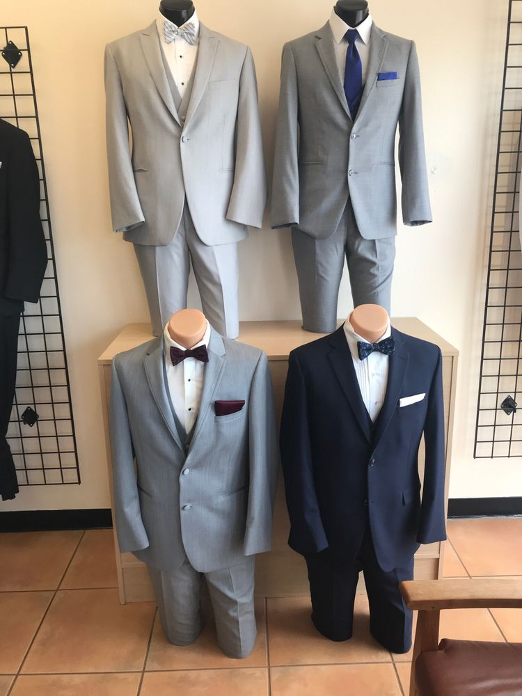 Uptown Tux and Suits