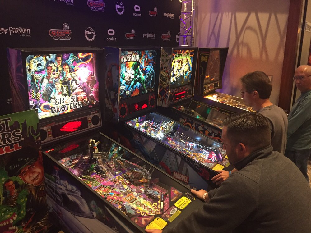 Pinball Expo in Chicago