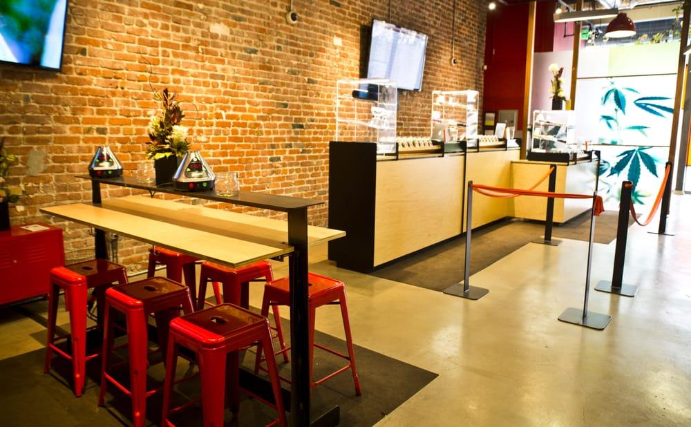 Photo of Bloom Room - San Francisco, CA, United States. Vapor Lounge
