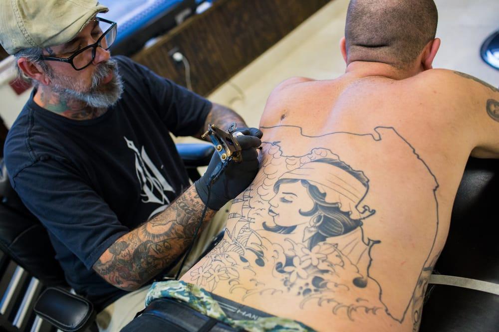 Black Pelican Tattoo - 13 Photos & 13 Reviews - Tattoo - 499 NE ...