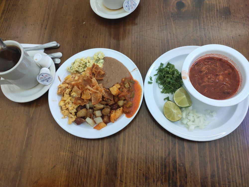 Edith's Kitchen: 321 W University Dr, Edinburg, TX