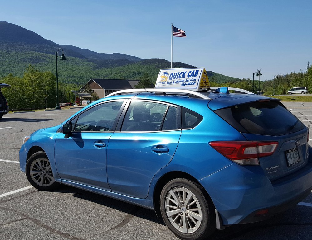 Fast Taxi: 2542 Main St, North Conway, NH