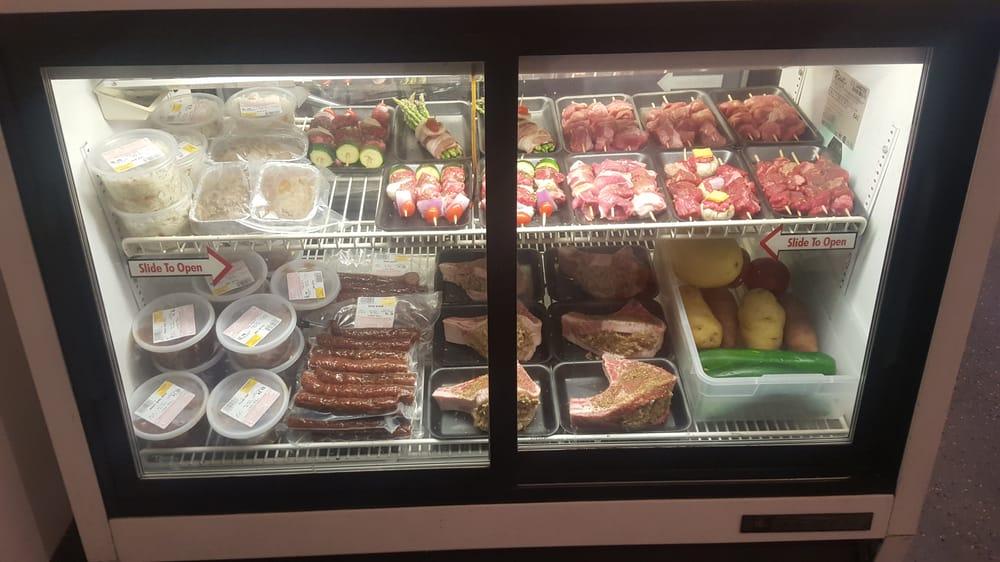 B & D Meats: 6106 Country School Ln, Freeburg, IL