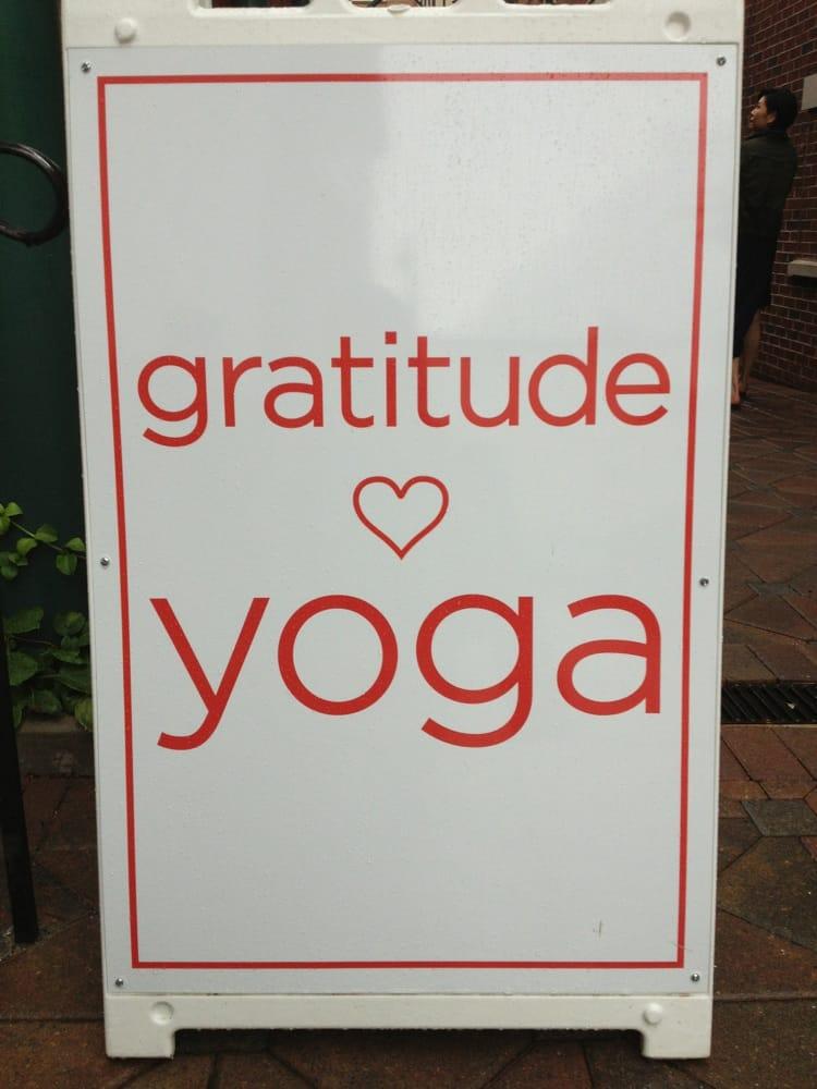 Social Spots from Gratitude Yoga