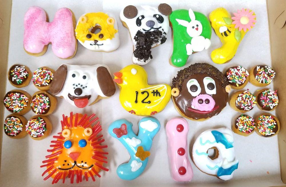 Donut City: 205 N Denton Tap Rd, Coppell, TX