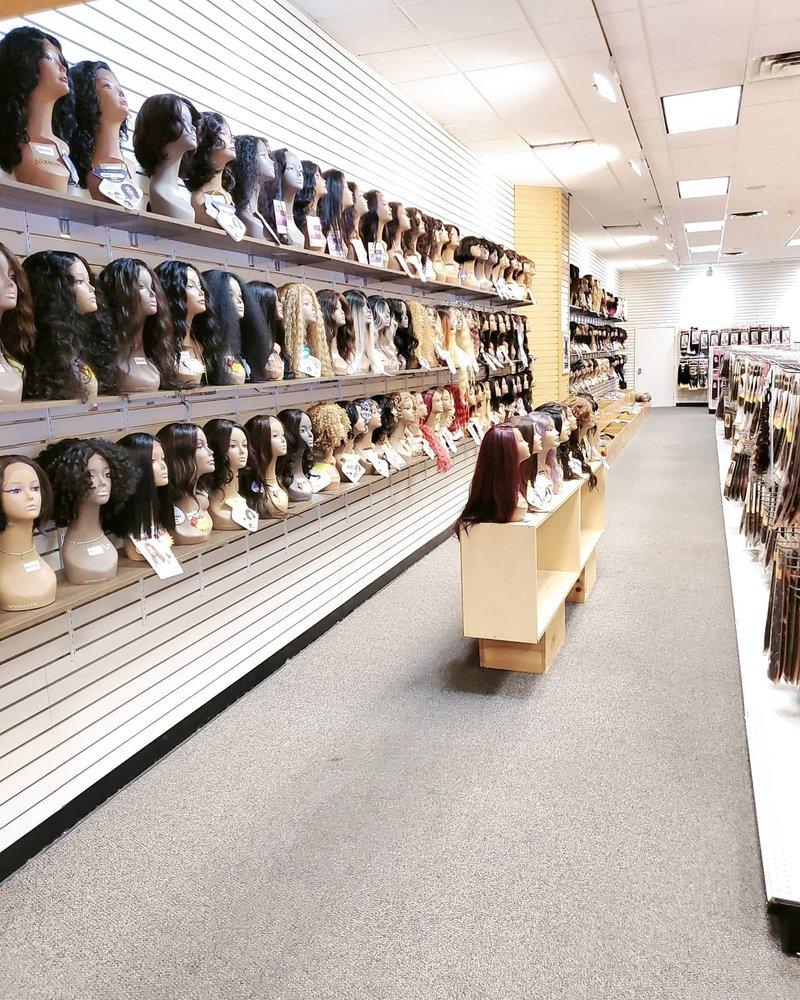 FSK Beauty & Wig: 5500 Buckeystown Pike, Frederick, MD