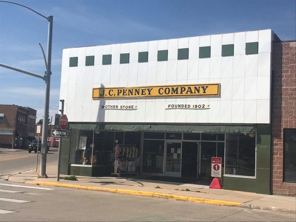 JCPenney: 722 J C Penney Dr, Kemmerer, WY