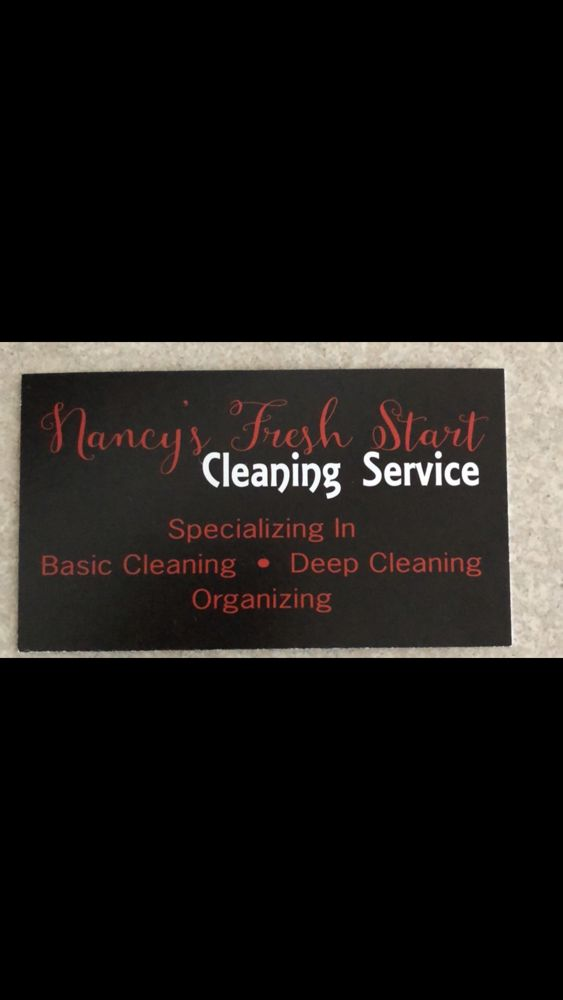 Nancy's Fresh Start Cleaning Services: Lytle, TX