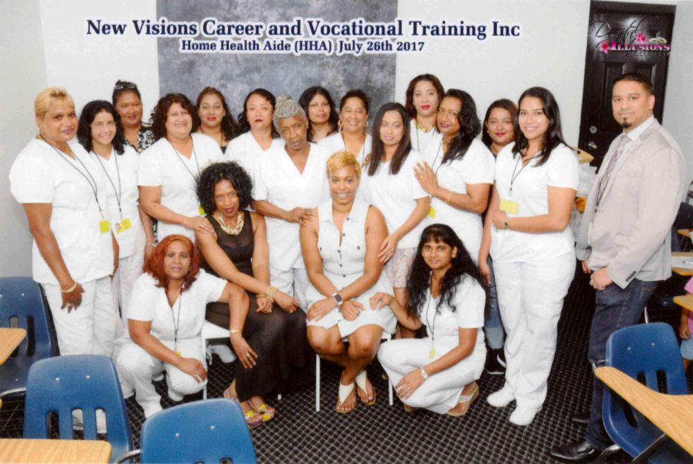 New Visions Career 33 Photos Nursing Schools 121 17 Liberty