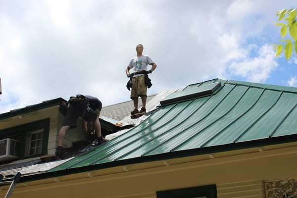 Photo Of Residential Roofing Solutions   Memphis, TN, United States. Metal Roofers  Memphis