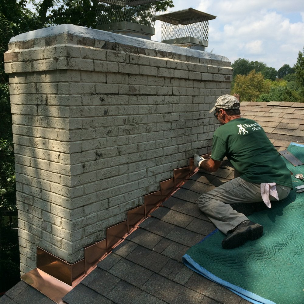 Chimney Man Get Quote Chimney Sweeps Lexington Ky