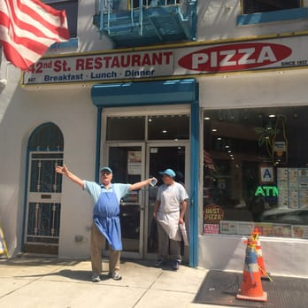 Photo Of 42nd Street Pizza New York Ny United States In 2016