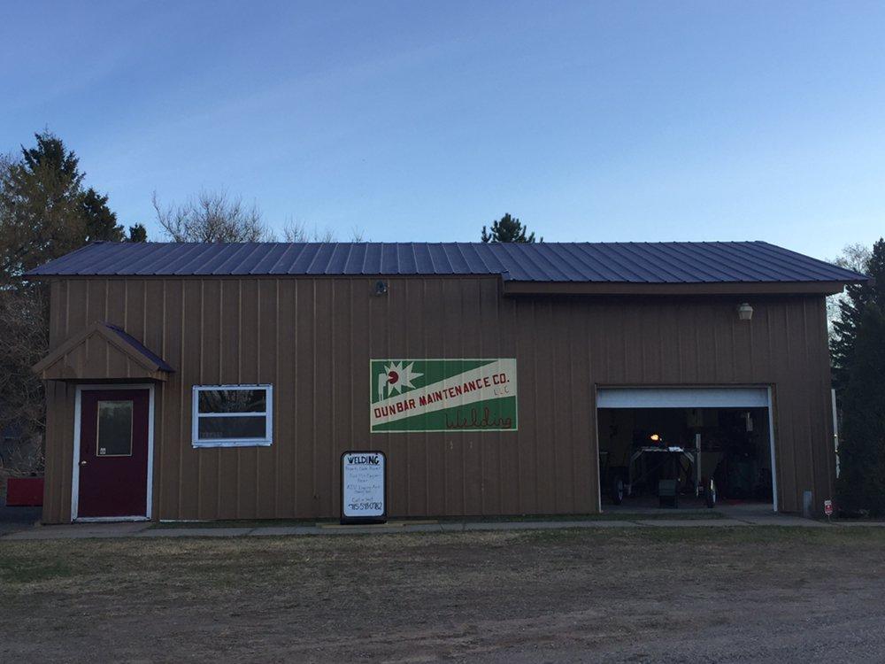 Dunbar Maintenance Co.: W11475 Hwy 8, Dunbar, WI