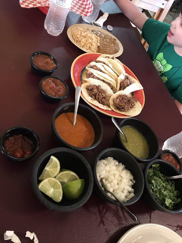 Lala's Mexican Food: 1649 Farm Road 1001, Mount Pleasant, TX