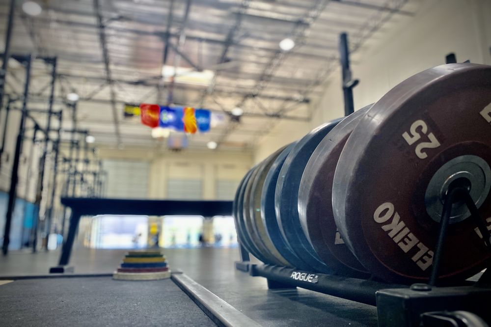 CrossFit无限力量