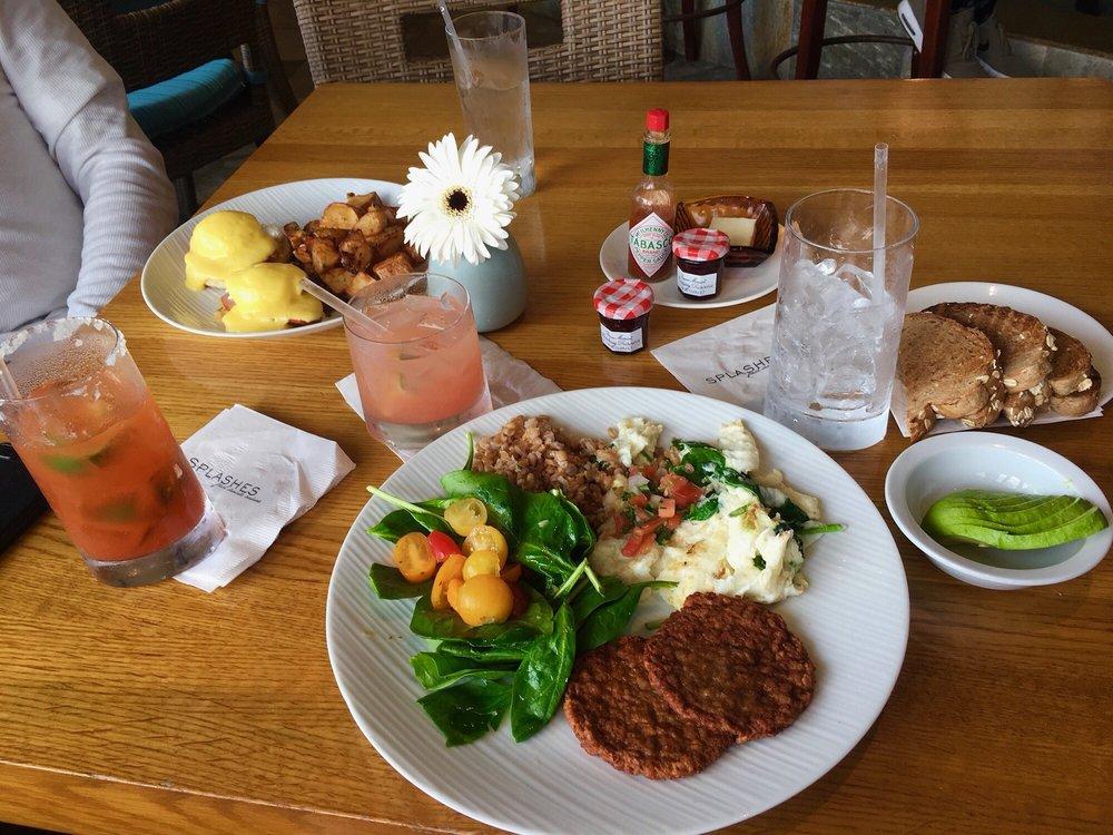 Photo Of Splashes Restaurant Laguna Beach Ca United States The O C