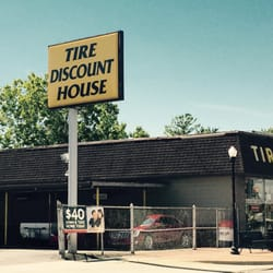 Tire Discount House Tires 25751 W Warren St Dearborn Heights