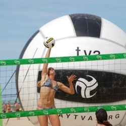 Amateur association volleyball