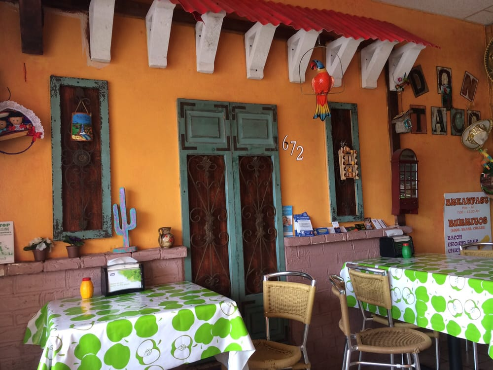 Don Taco Mexican Restaurant Tarpon Springs Fl