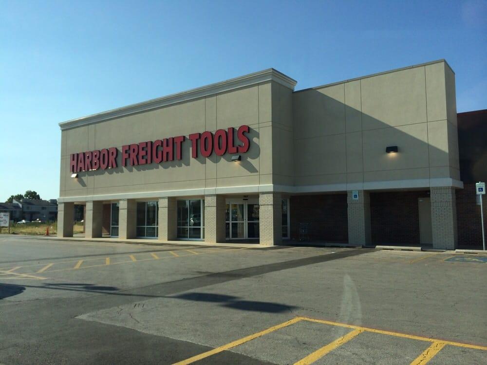 Harbor Freight Tools: 4721 SE 15th St, Del City, OK