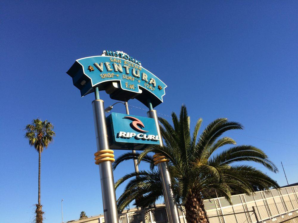 rip curl: 227 South California St, Ventura, CA