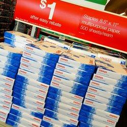 Staples - 39 Photos & 85 Reviews - Printing Services - 22025