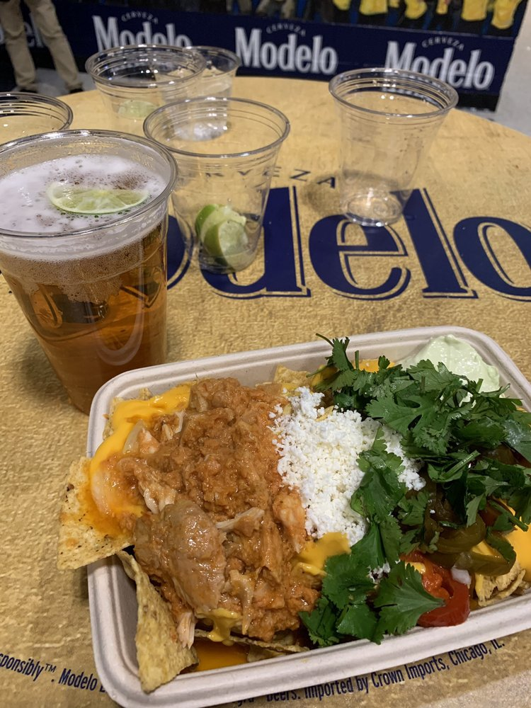 Nacho Bar Cantina: Oakland, CA