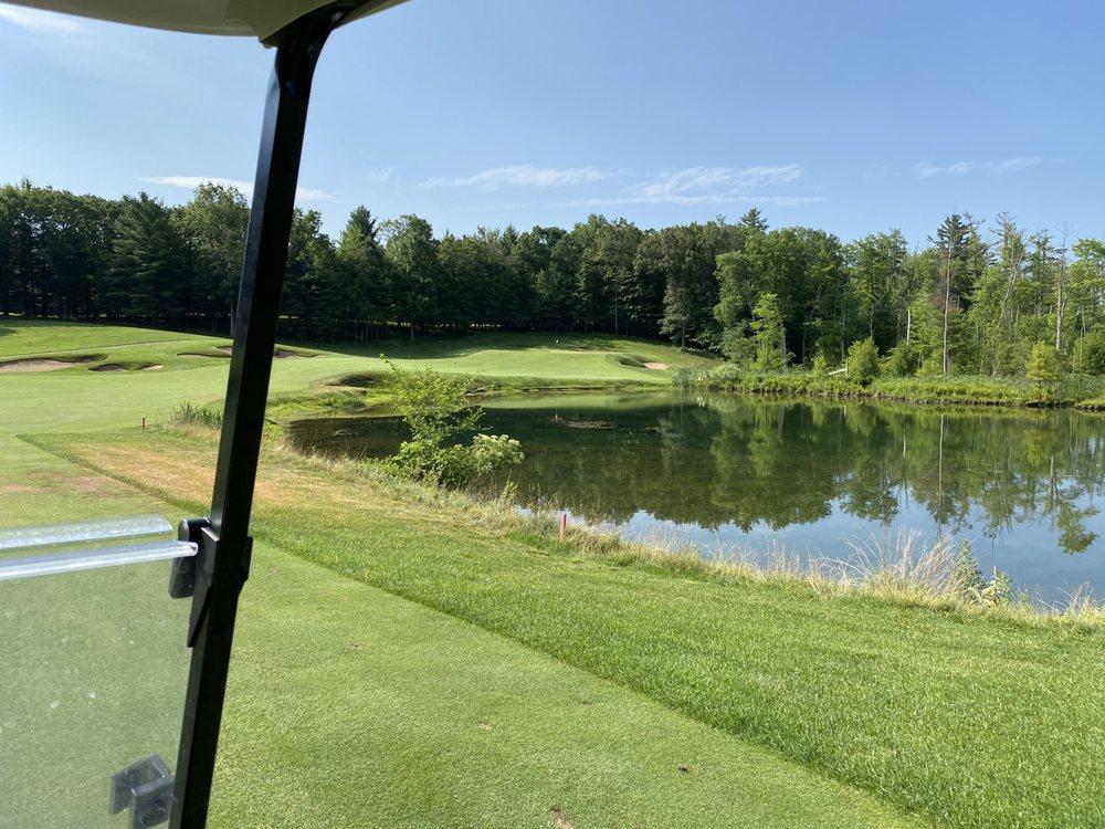 Pilgrim's Run Golf Club: 11401 Newcosta Ave, Pierson, MI